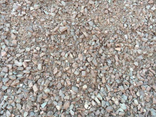 Naturstein-Schottertragschicht