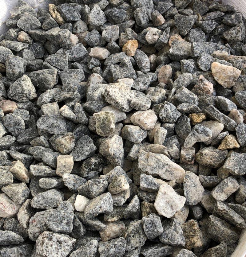 Granit-Edelsplitt